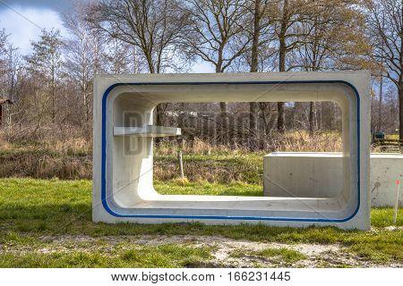 Element Of Concrete Eco Culvert