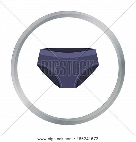 Underpants icon of vector illustration for web and mobile design - stock vector