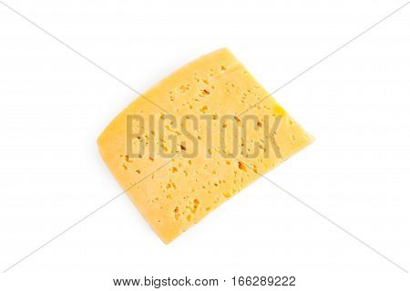491805 Piece Of Cheese Close Up