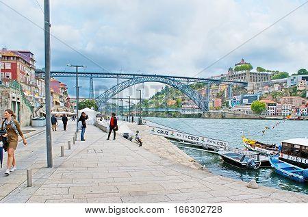 The Porto Promenade