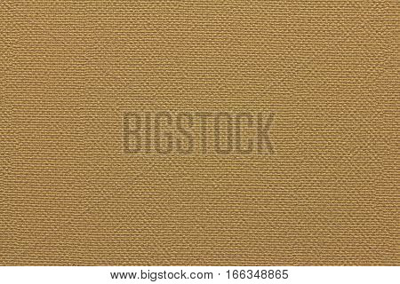 Imitated Brown Cloth Fabric Texture and Background
