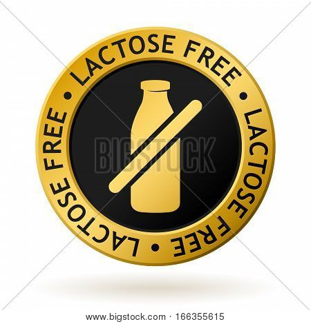 Vector Lactose Free Gold Medal