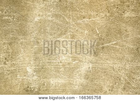 Blank old vintage photo paper as background