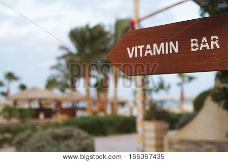 The Tablet Vitamin Bar