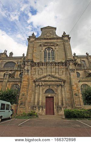 Notre Dame church, Vitry le Francois, France