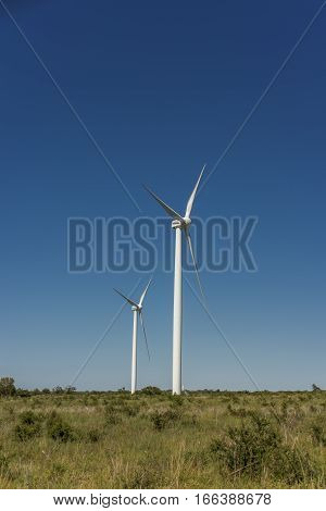 The Wind Generators