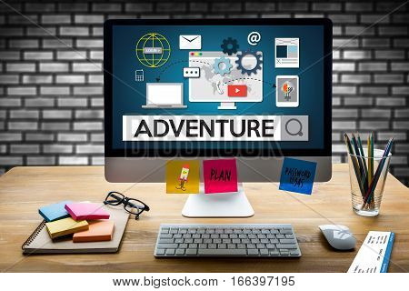 Touch Online Holiday Reservation Booking Interface To Go Trip Adventure