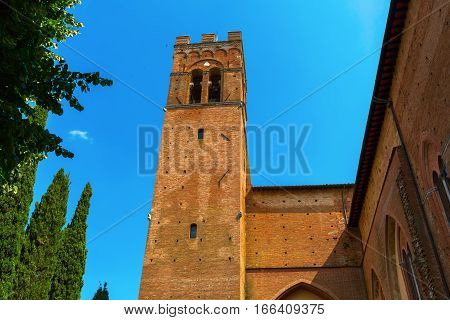 Basilica Di San Domenico In Siena