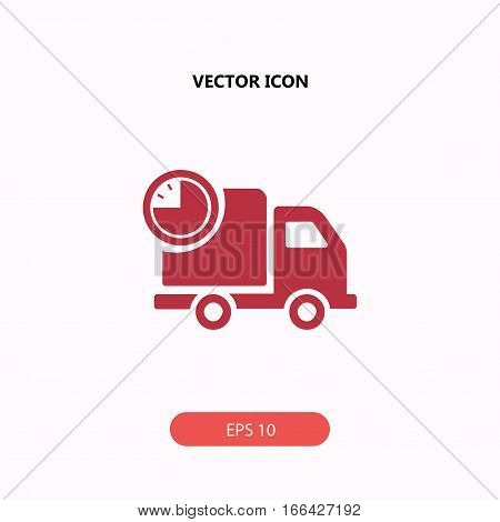 fast delivery truck with timer Icon, fast delivery truck with timer Icon Eps10, fast delivery truck with timer Icon Vector, fast delivery truck with timer Icon Eps, fast delivery truck with timer Icon Jpg, fast delivery truck with timer Icon Picture, fast