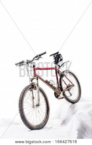 Muddy Mountain Bike