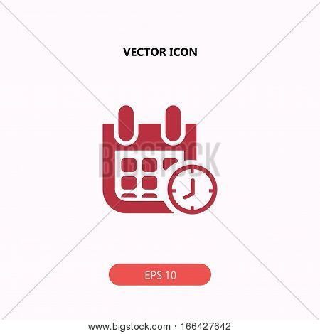 calendar with clock Icon, calendar with clock Icon Eps10, calendar with clock Icon Vector, calendar with clock Icon Eps, calendar with clock Icon Jpg, calendar with clock Icon Picture, calendar with clock Icon Flat, calendar with clock Icon App, calendar