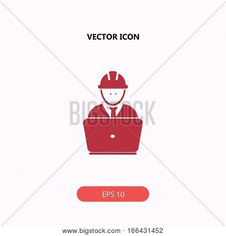 worker working in computer Icon, worker working in computer Icon Eps10, worker working in computer Icon Vector, worker working in computer Icon Eps, worker working in computer Icon Jpg, worker working in computer Icon Picture, worker working in computer I