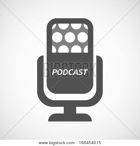 Isolated Mic With    The Text Podcast
