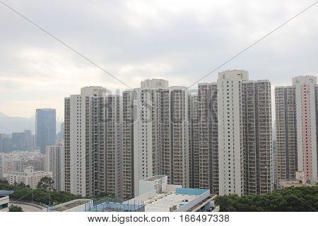 New Public Housing, Hong Kong