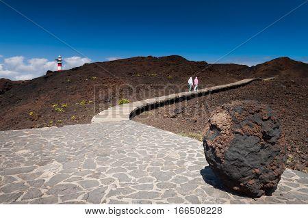 Punta De Teno, Tenerife, Canary, Espana