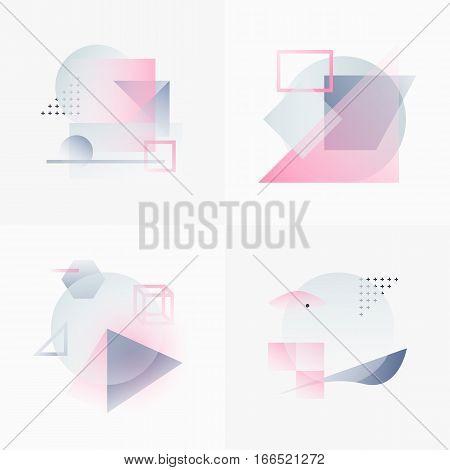 Gradient Geometry Forms 01