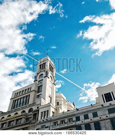 Círculo de Bellas Artes de Madrid, España