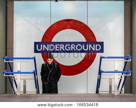 London Underground Traveller