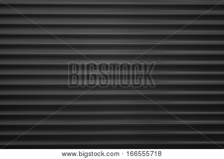 Texture dark black blinds roller blinds horizontal