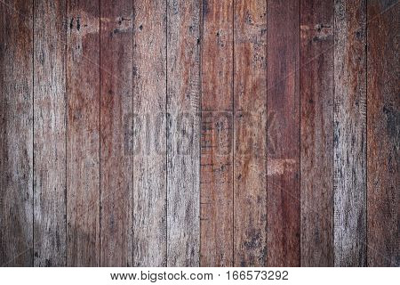 Old wood texture of vintage for the design background.