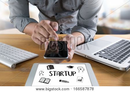 Startup New Beginning   Solution  For Goals Start Your Life Lifestyle Begin Beginning  Business Visi