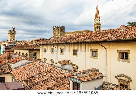Rooftop Siena