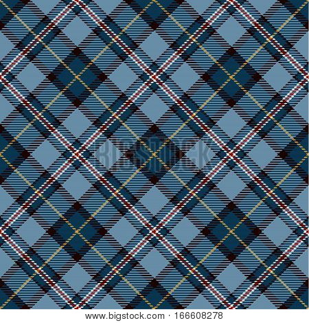 Tartan Seamless Pattern Background. Red Black Blue Beige and White Plaid Tartan Flannel Shirt Patterns. Trendy Tiles Vector Illustration for Wallpapers.
