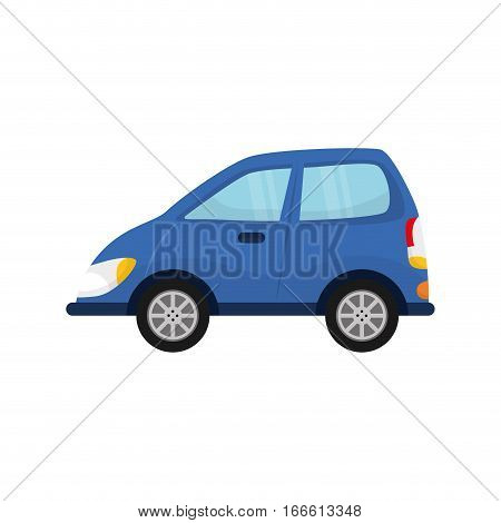 Car vehicle transport icon vector illustration graphic design