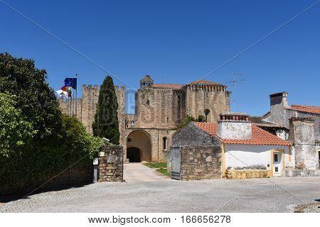 Monastery of Flor da Rosa Alentejo region Portugal