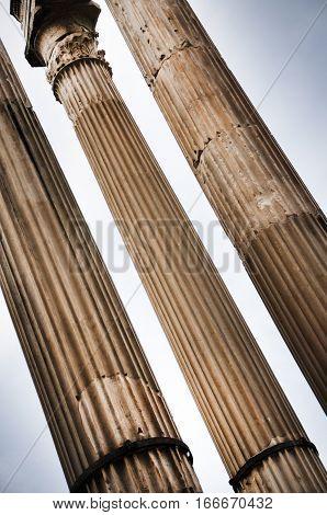 Ancient Roman Architectural Details