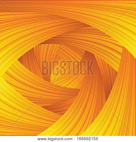 Abstract Yellow Background. vector image for design