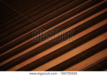 Abstract Linear Background - Old Stairs