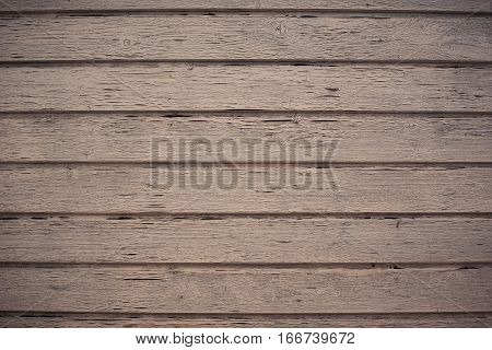 Old wooden wall with paint is severely weathered and peeling. Wooden texture wood background with old paint peels