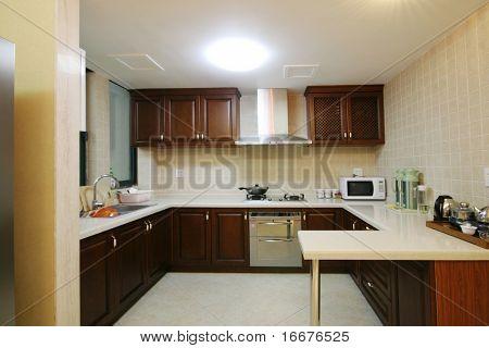 moden kitchen