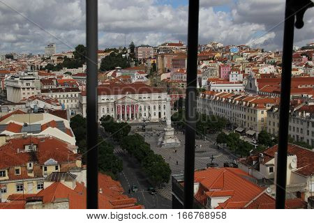 Lisbon Portugal City Travel