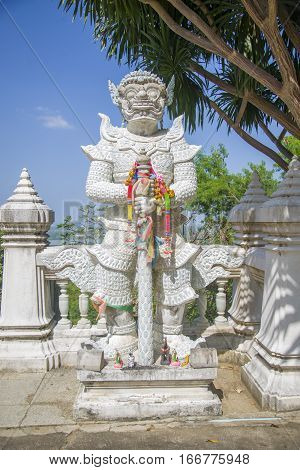 Dharmapala - The Defender Of The Buddhist Faith.