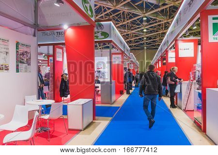 Interplastica 2017- Trade Fair Plastics And Rubber