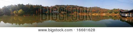 mountain in changsha