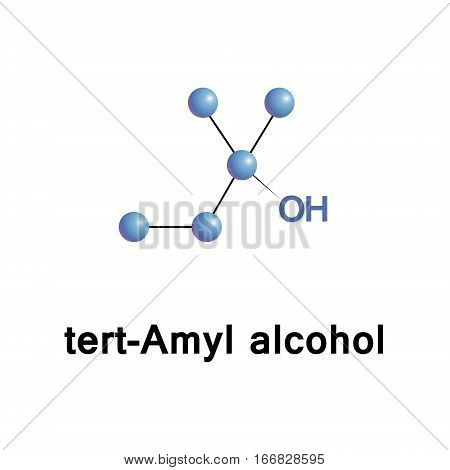tert-Amyl alcohol is a pentanol used primarily as a pharmaceutical or pigment solvent.