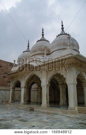 Nagina Mosque In Agra Fort, Uttar Pradesh, India