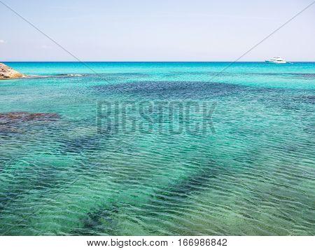 Formentera Blue Sea