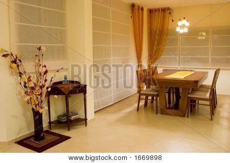 Luxo Desing sala de jantar