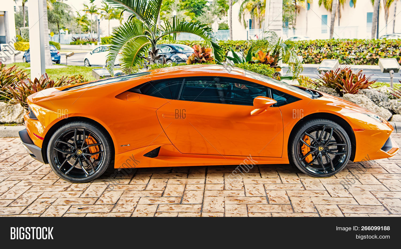 Miami Florida Usa Image Photo Free Trial Bigstock