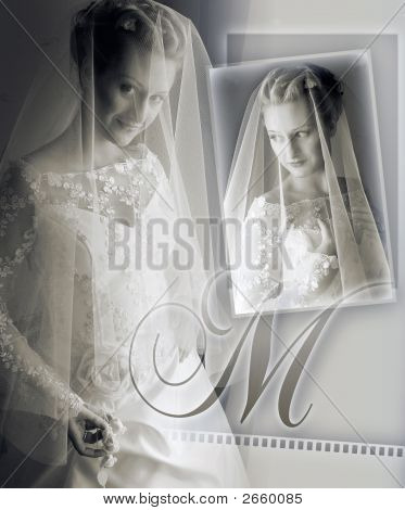 Brides Wedding Album Montage