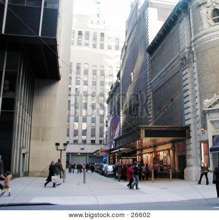 Shubert Alley