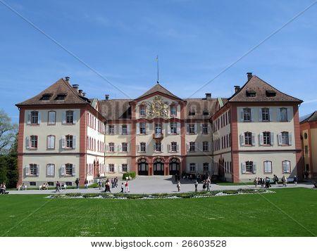 Baroque palace on Mainau island, Germany