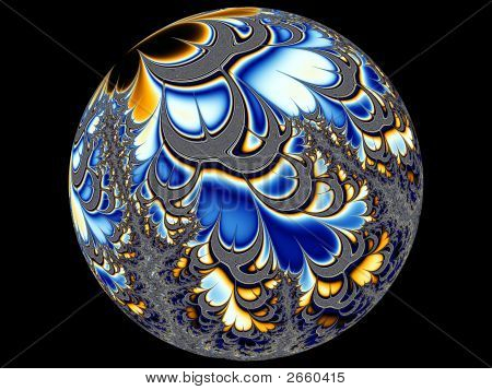Sphere Of Petals