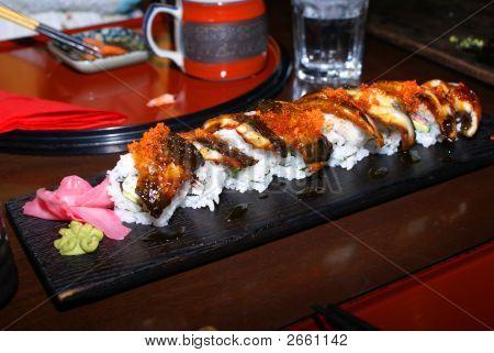 Eel Roll Full