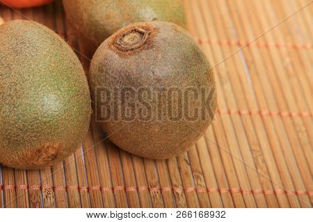 beautiful and tasty kiwis