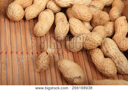 beautiful and tasty peanuts
